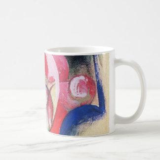 Mug Fleurs colorées (aka formes abstraites) par Franz