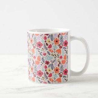 Mug Fleurs d'imaginaire
