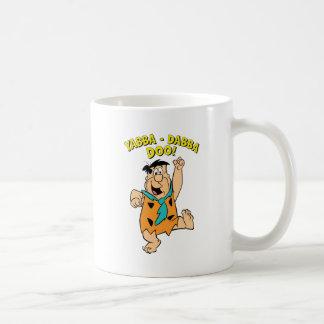 Mug Flintstone Yabba-Dabba Doo de Fred !