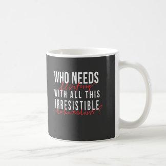 Mug Flirt maladroit