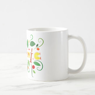 Mug Floramentina - art organique