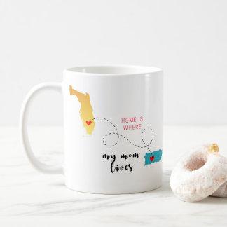 Mug Floride et Port Riche Home i Where Mom i