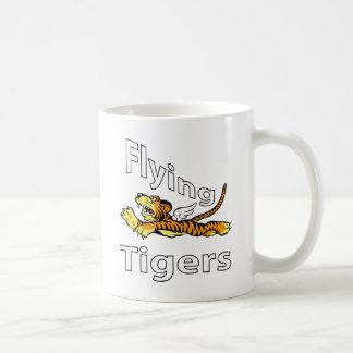 Mug Flying Tigers - tigre à ailes