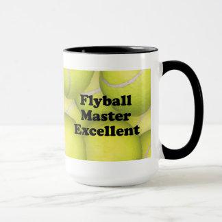 Mug FMX, points principaux de Flyball excellents
