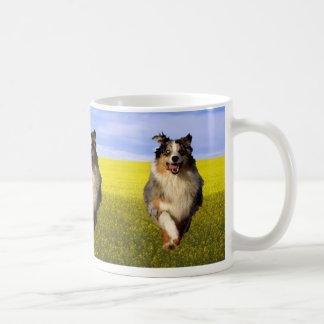 Mug Fonctionnement de chien de colley