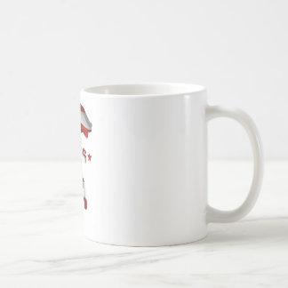 Mug Font 'n Stache