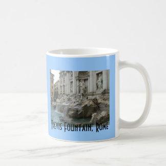 Mug Fontaine Rome de Trevis