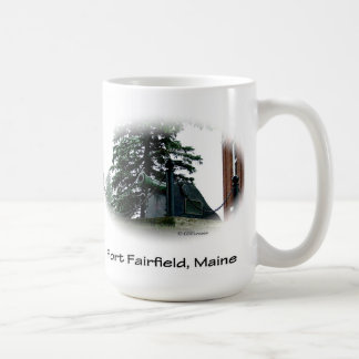 Mug Fort Fairfield, Maine - Canon
