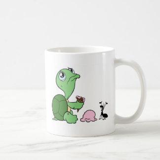 Mug Fourmi heureuse de tortue triste