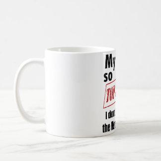 Mug Fournitures de bureau drôles de cadeau de