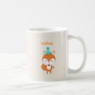 Mug Fox de région boisée