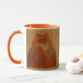 Mug Fox mythique