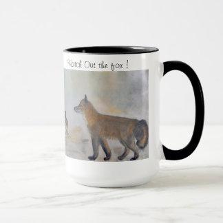 Mug Foxe et les poussins !