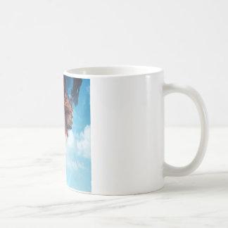 Mug Fractale de roche de ciel