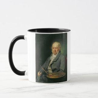 Mug Francisco Jose de Goya, 1826 (huile sur la toile)