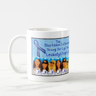 Mug Fraternité de ruban bleu