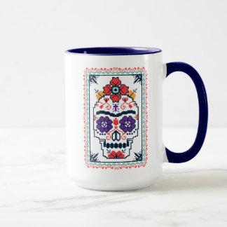 Mug Frida Kahlo | Calavera
