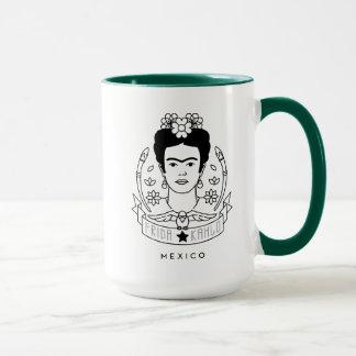 Mug Frida Kahlo | Heroína