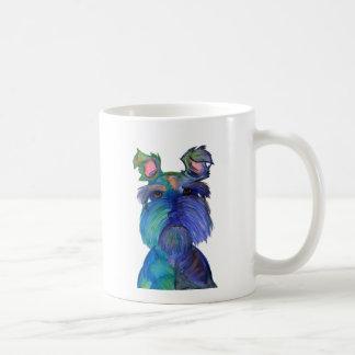 Mug Fritz bleu