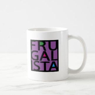 MUG FRUGALISTA/PURPLE