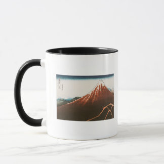 Mug Fuji au-dessus du Lightning