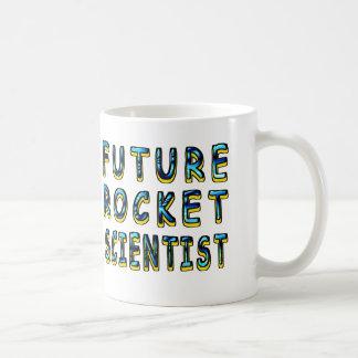 Mug Futur scientifique de Rocket dans 3D
