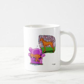 Mug Gagnant de la médaille radotant