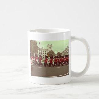 Mug Gardes de marche au Palais de Buckingham