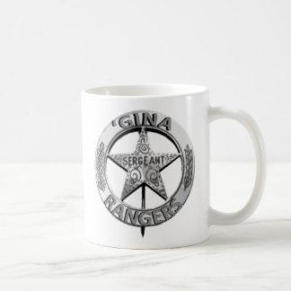 Mug 'Gardes forestières de Gina