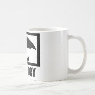 Mug Gardez au sec