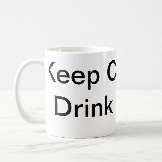 Mug Gardez le calme