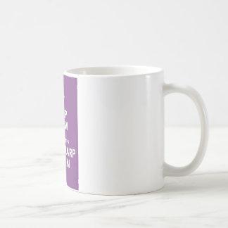 Mug gardez le calme (la faille spatio-temporelle)