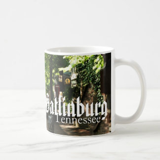 Mug Gatlinburg, Tennessee - achats carrés de village