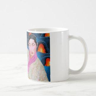 Mug geisha