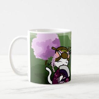 Mug Geisha Kitty de danse