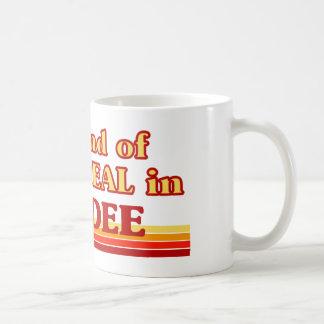Mug Genre d'I´m d'affaire à Dundee