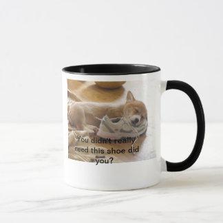 Mug Gentillesse de corgi