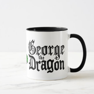 Mug George le dragon