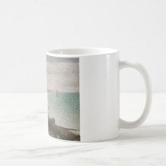 Mug Georges Seurat - Grandcamp, même
