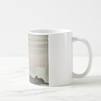 Mug Georges Seurat - soirée, Honfleur