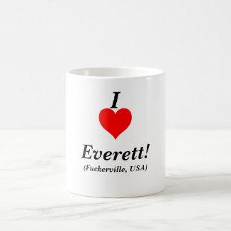 Mug giant_red_heart, I, Everett ! , (Fuckerville,