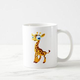 Mug Gina la girafe