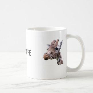 Mug Girafe 2-Faced