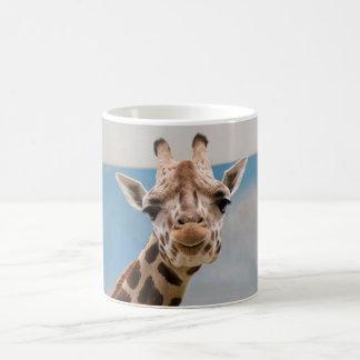 Mug Girafe curieuse