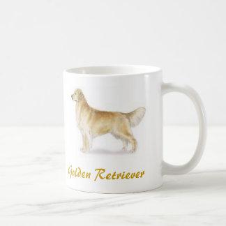 Mug Golden retriever, amoureux des chiens en abondance