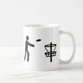 Mug Golf de disque