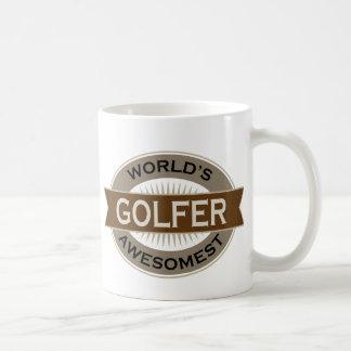 Mug Golfeur d'Awesomest des mondes
