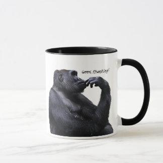 Mug Gorille bon Thunking