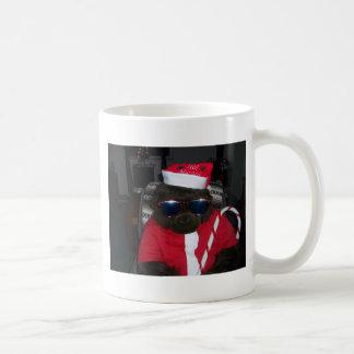Mug Gorille le père noël de Noël