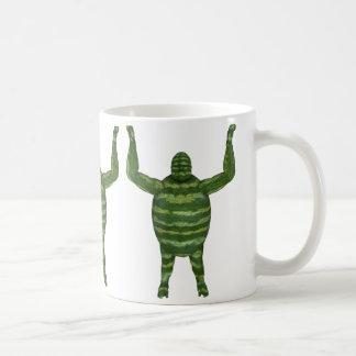 Mug Gorille national de jour de pastèque